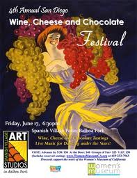 Wine Cheese And Art festival