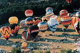 Alabama festivals balloon jamboree