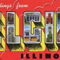 Elgin Illinois festivals and events