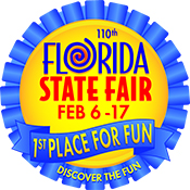 Florida State Fair festival 2014