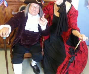 2016 Dickens Day Holiday Celebration will be held today