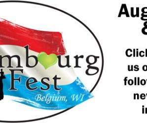 Luxembourg Fest 2016 in Belgium Wisconsin