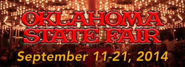 state fair of oklahoma 2014 in OK city
