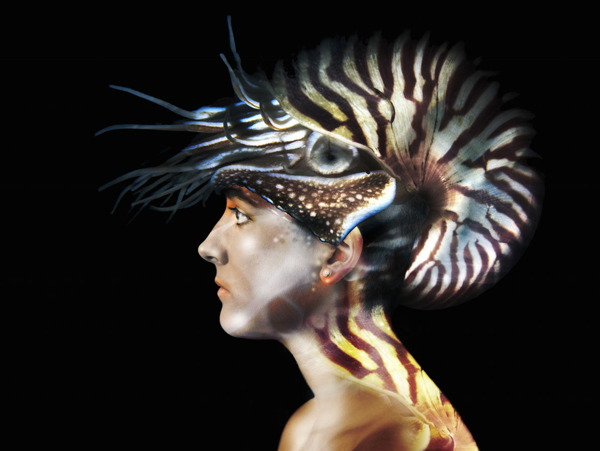 photo en studio _ photoshop-tirage sur verre synthétique-20 x 20 cm