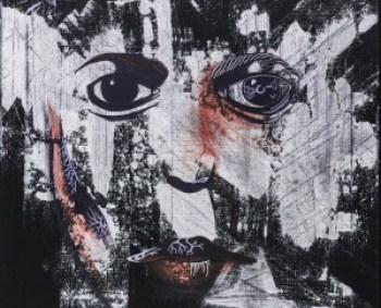 BIGBROTHER - Acrylique et Techniques Mixtes (60*46cm) (2015)