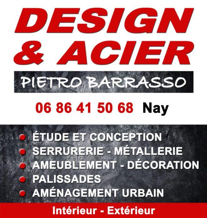 Design et acier
