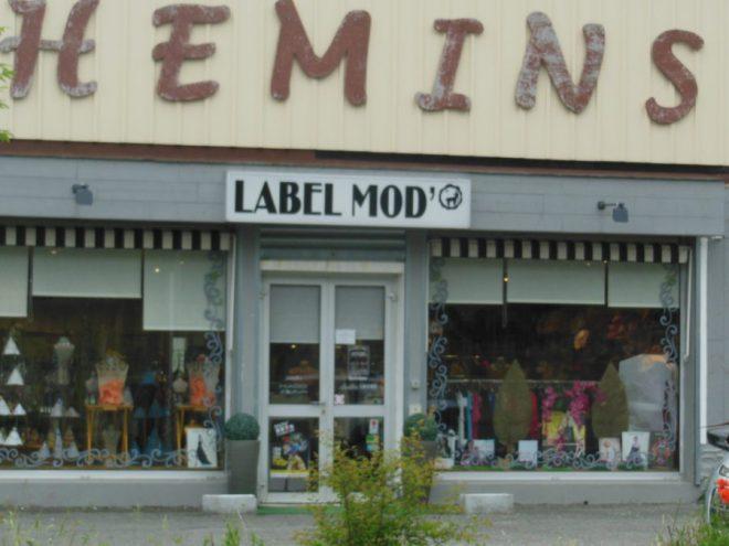 Label mod