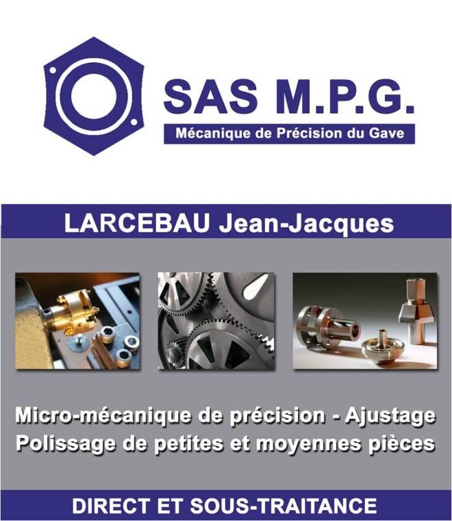 SAS MPG larcebau