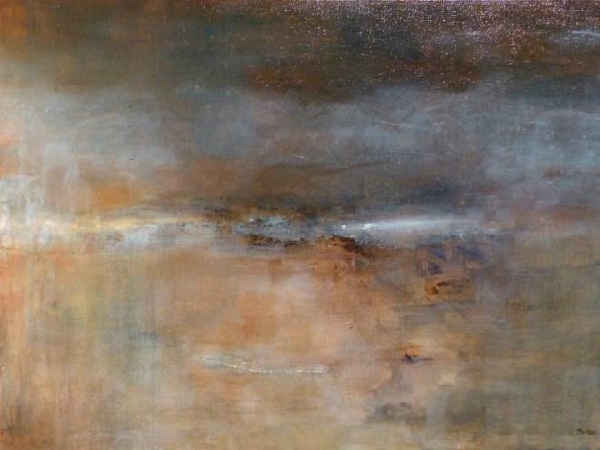 AILLEURS - Huile (70*50cm) (2016)