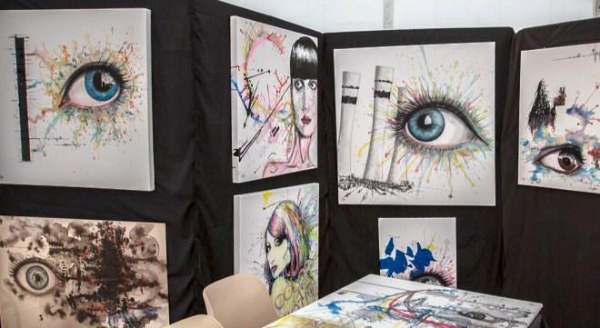 Festiv'arts 2017 - Gato - prix France Bleu