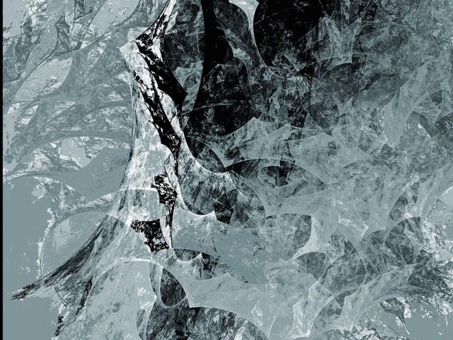 CELIA - Peinture numérique, techique mixte (80x80cm) 2019