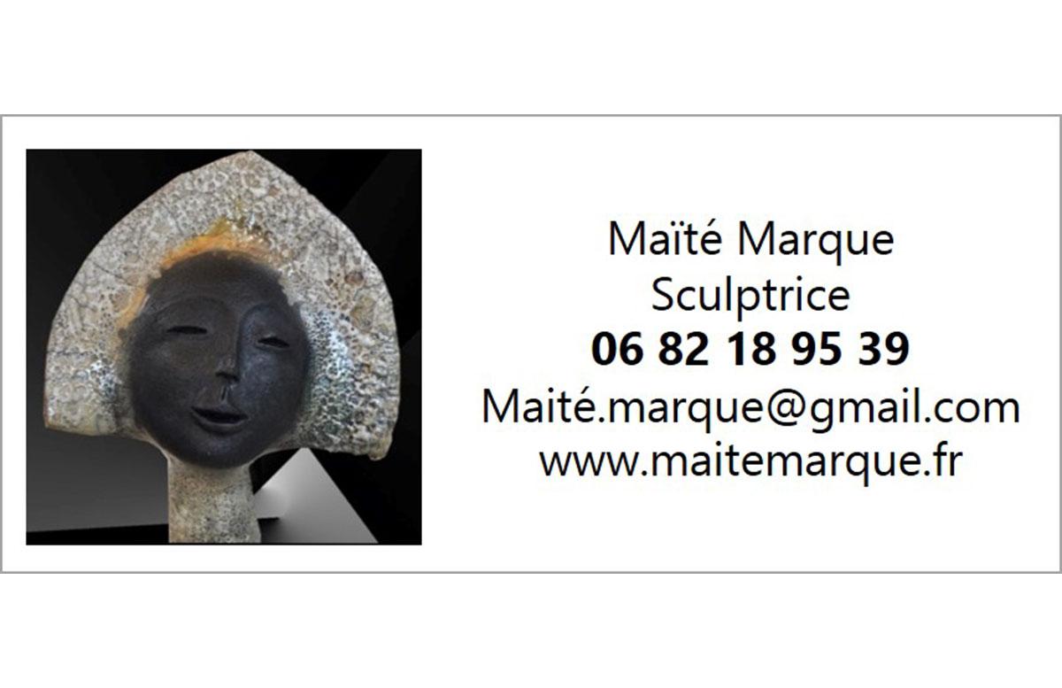 Maïté MARQUE – Atelier