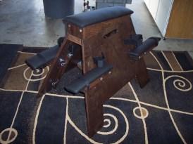 fetish furniture bondage horse