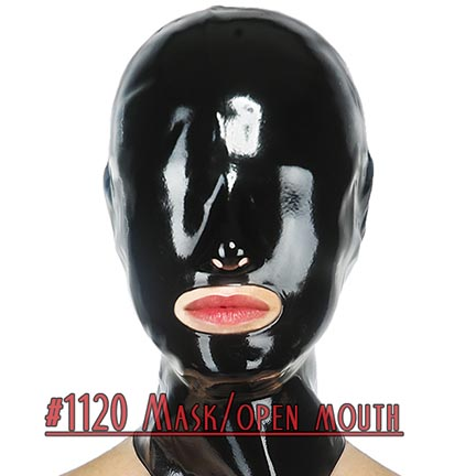 latex,blindford,mask,comfortable,ladies,favorites