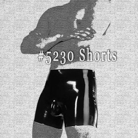 black,latex,fetisso,mens,favorites,shorts