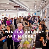 Winter Holiday Art Market 2014