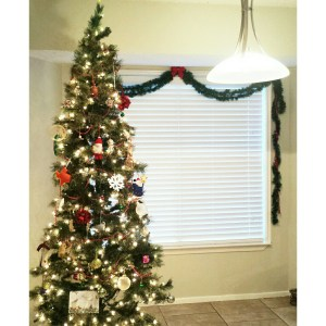 Our tree!