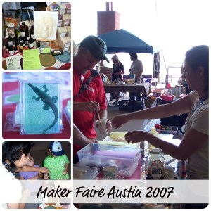 Make Your Own Soap Booth 2007 (my very first one!)