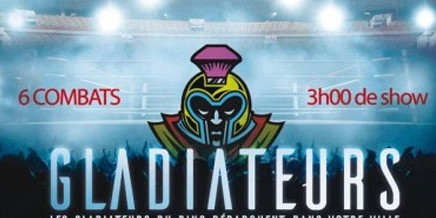 Gladiateurs Tour 2016