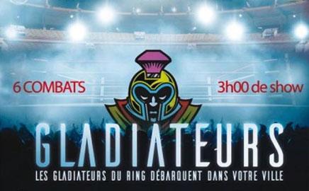 La Tournée des Gladiateurs de la FFCP 2016