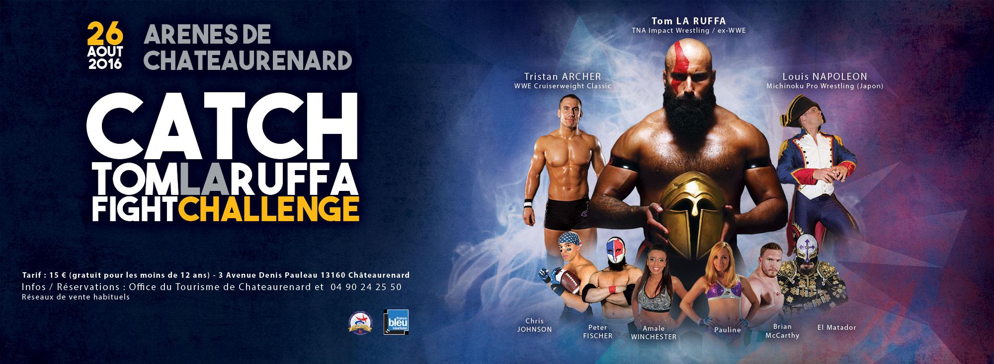 Supershow TLR Fight Challenge