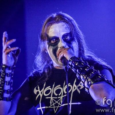 Satanic Warmaster + InThyFlesh + Dolentia + Nevoa @ Hard Club