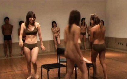 naked waitress game