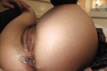 ass hole close up