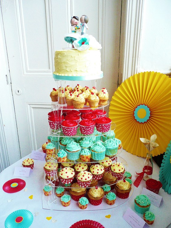 cupcakes-tower-wedding-cake