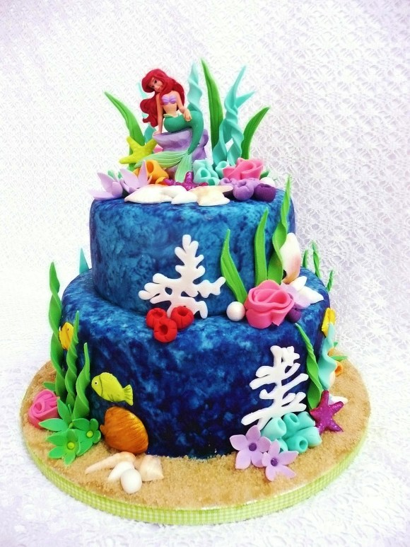 little-mermaid-cake2