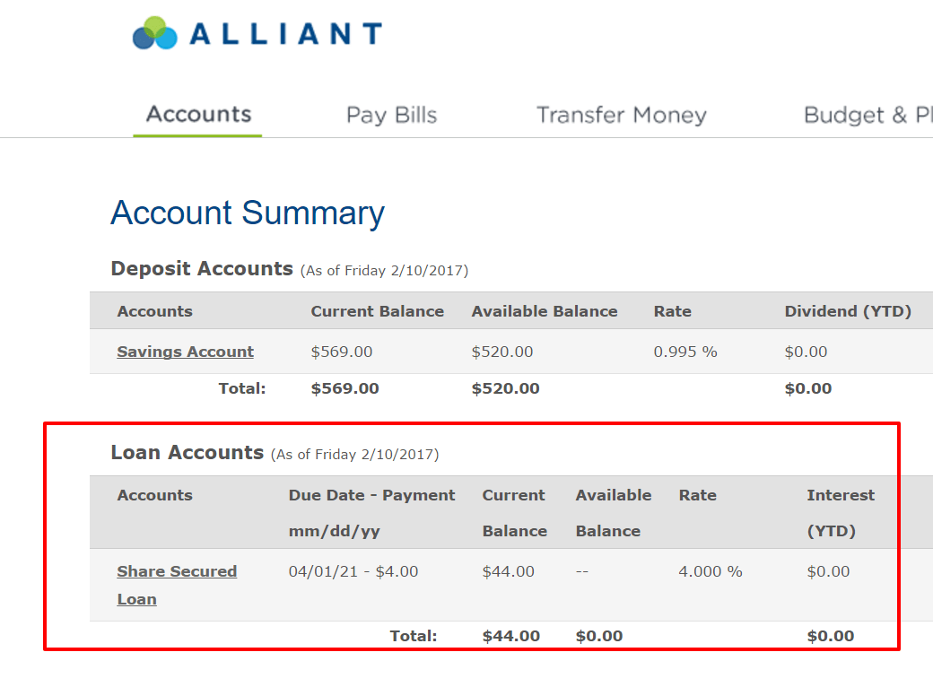 Adding an installment loan -- the Share Secure tec... - Page 3 - myFICO® Forums - 4506756