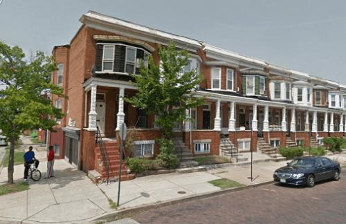 2. Baltimore MD