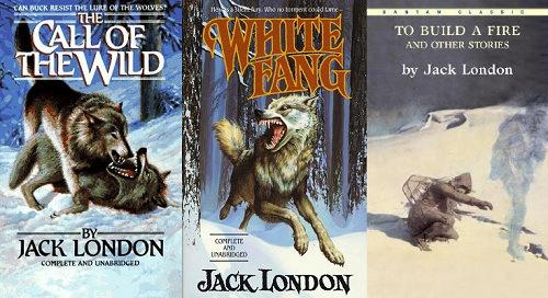 Jack London wolves
