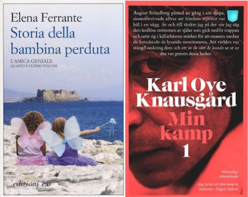 Ferrante Knausgaard original language