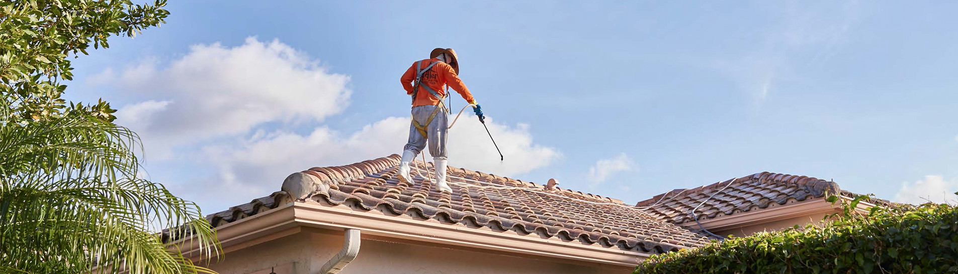 Exceptional How To Choose The Best Roof Cleaning Company For You