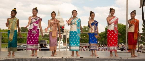 Laotian Banner