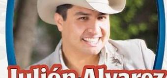 Julion Alvarez en Fiestas del Sol 2014