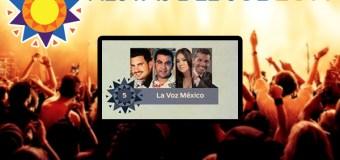 La Voz México, Fiestas del Sol 2014