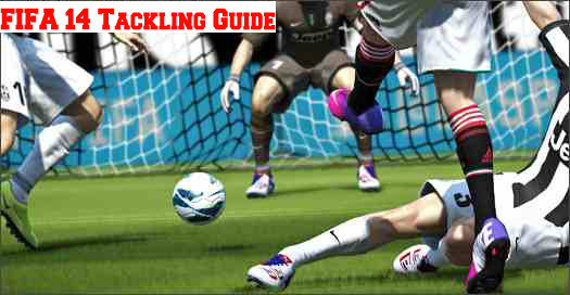 FIFA 14 Tackling Guide