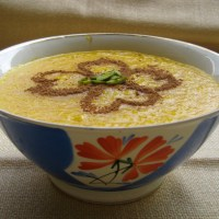 Sholeh Zard | Persian Saffron Rice Pudding