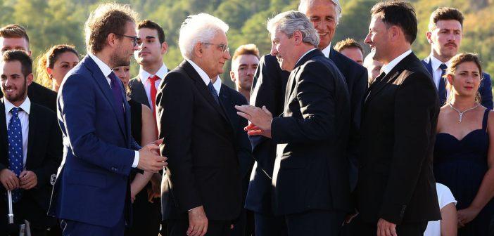 Roma 12 giugno 2017 il presidente della repubblica sergio mattarella ha fatto visita al coni incontrando il mondo dello sport .foto GMT 00393932005777