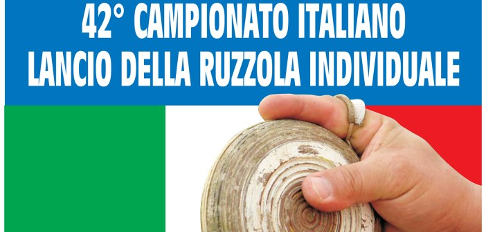 Campionato italiano ruzzola