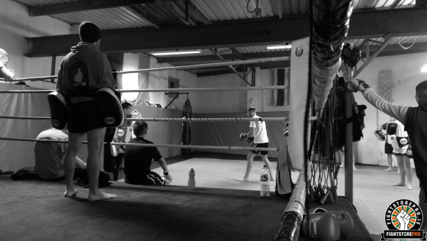 Warriors Gym Dublin - FightstorePROi