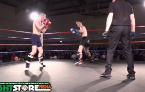 Adam Dempsey vs Drew Fortune - Warrior FC V [Video]