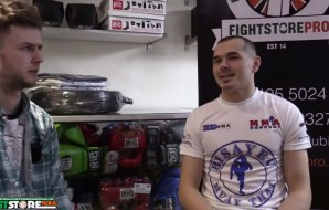 Interview with Islam Bisayev ahead of Cage Kings