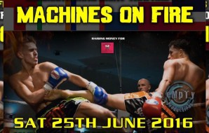 Machines on Fire Review: An Art of Eight Limbs Spectacle