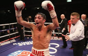 Jamie Conlan returns to ring on Saturday after 'fight of the year' contender