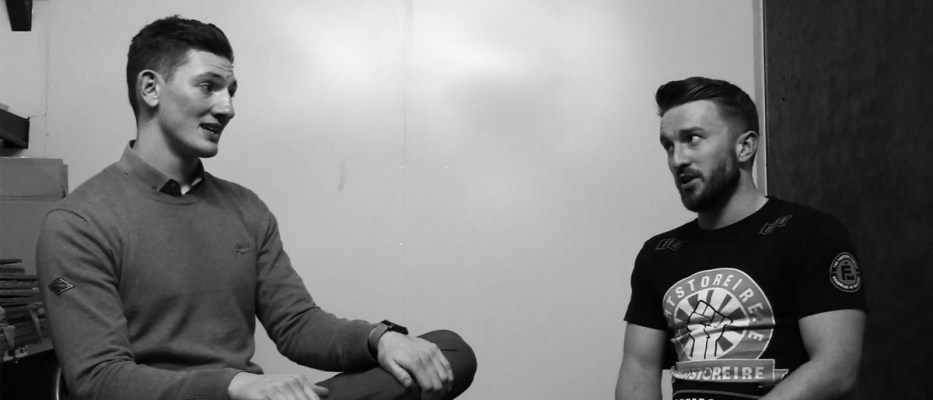 Interview with Jonathan Block as he sets to launch SubOver80 Jiu Jitsu Event