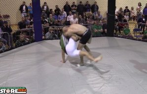 Watch: Hughie O'Rourke vs Declan Kenna - Battlezone FC 17