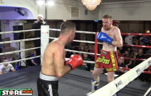Watch: Arunas Virketis vs Emmett Moran - Relentless Fighting Championships
